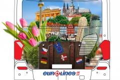 EUROLINES - BUS-EU3
