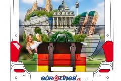 EUROLINES - BUS-mnichov